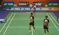 李龙大/柳延星VS阿山/塞蒂亚万 2013香港公开赛 男双半决赛视频