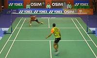 索尼VS苏吉亚托 2013香港公开赛 男单半决赛视频