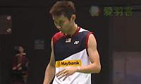 李宗伟VS波萨那 2013香港公开赛 男单半决赛视频