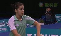 马琳VS马吉 2013苏格兰公开赛 女单1/8决赛明仕亚洲官网