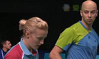 布莱尔/班克尔VS阿伦茨/皮克 2013苏格兰公开赛 混双半决赛视频