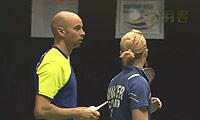布莱尔/班克尔VS兰格瑞奇/奥利弗 2013苏格兰公开赛 混双决赛视频