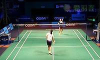 李雪芮VS裴延姝 2013世界羽联总决赛 女单资格赛视频