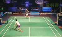 李宗伟VS王睁茗 2013世界羽联总决赛 男单资格赛视频