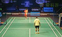 索尼VS苏吉亚托 2013世界羽联总决赛 男单资格赛视频