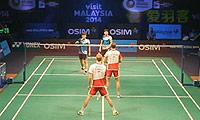 鲍伊/摩根森VS李龙大/高成炫 2013世界羽联总决赛 男双资格赛视频