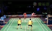 苏吉特/莎拉丽VS艾哈迈德/纳西尔 2013世界羽联总决赛 混双资格赛视频