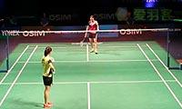 王适娴VS成池铉 2013世界羽联总决赛 女单资格赛视频