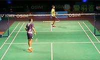 波萨那VS王睁茗 2013世界羽联总决赛 男单资格赛视频