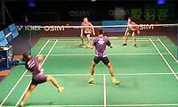 徐晨/马晋VS苏吉特/莎拉丽 2013世界羽联总决赛 混双资格赛视频