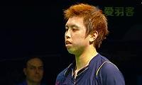 苏吉亚托VS田儿贤一 2013世界羽联总决赛 男单半决赛视频