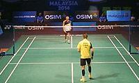 李宗伟VS约根森 2013世界羽联总决赛 男单半决赛视频