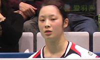 三谷美菜津VS伊东可奈 2013日本羽毛球联赛 女单资格赛视频