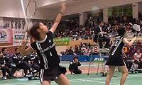 福岛由纪/广田彩花VS松尾静香/渡边茜 2013日本羽毛球联赛 女双资格赛视频