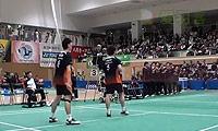 小松崎佑也/竹内宏气VS垰畑亮太/伊东克范 2013日本羽毛球联赛 男双资格赛视频