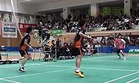 桃田贤斗/星野翔平VS青山天将/松井夏希 2013日本羽毛球联赛 男双资格赛视频