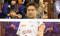 桃田贤斗VS坂井一将 2013日本全国锦标赛 男单1/4决赛视频