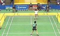 打田志津香VS井上静华 2013日本羽毛球联赛 女单资格赛视频