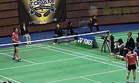 奥原希望VS佐藤冴香 2013日本全国锦标赛 女单资格赛视频