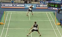 李宗伟VS茨维布勒 2014韩国公开赛 男单1/8决赛视频