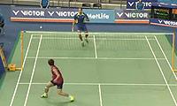 田儿贤一VS伊万诺夫 2014韩国公开赛 男单1/8决赛视频
