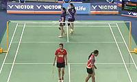 包宜鑫/汤金华VS波莉/尼蒂娅 2014韩国公开赛 女双半决赛视频