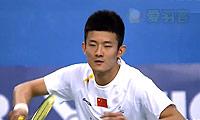 谌龙VS波萨那 2014韩国公开赛 男单半决赛视频