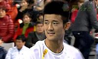 谌龙VS李宗伟 2014韩国公开赛 男单决赛视频