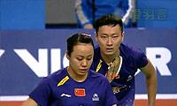 张楠/赵芸蕾VS徐晨/马晋 2014韩国公开赛 混双决赛视频
