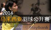 2014年马来西亚羽毛球公开赛
