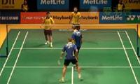玛尼蓬/尼迪蓬VS伊万诺夫/索松诺夫 2014马来公开赛 男双1/16决赛视频
