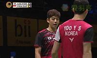 普拉塔玛/萨普特拉VS李龙大/柳延星 2014马来公开赛 男双1/4决赛视频