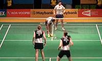 佩蒂森/尤尔VS马晋/唐渊渟 2014马来公开赛 女双1/4决赛视频