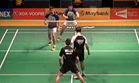 吴伟申/林钦华VS兰格瑞奇/米尔斯 2014马来公开赛 男双1/4决赛视频