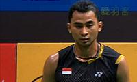 苏吉亚托VS田儿贤一 2014马来公开赛 男单半决赛视频