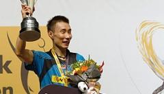 马来赛:中马分五金 李宗伟夺得第十冠