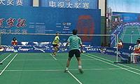 宋宗耀(北京)VS钟涵霖(广西) 2014贺岁杯对抗赛 男单决赛视频