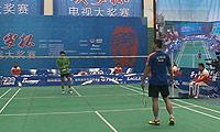 宋宗耀(北京)VS李隆宇(湖南) 2014贺岁杯对抗赛 男单资格赛视频