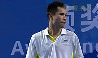 伍家朗VS魏楠 2014中国羽毛球挑战赛 男单决赛明仕亚洲官网