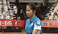 李雪芮VS因达农 2013中国羽超联赛 女单资格赛视频