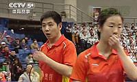刘京儒/骆羽VS何汉斌/冯晨 2013中国羽超联赛 混双资格赛视频