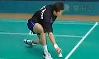 羽毛球无球步法训练方法