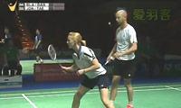 布莱尔/班克尔VS玛尼蓬/沙西丽 2014德国公开赛 混双半决赛视频