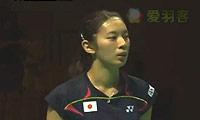 高桥沙也加VS成池铉 2014德国公开赛 女单决赛视频