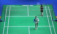 因达农VS顾娟 2014全英公开赛 女单1/16决赛视频