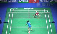 李雪芮VS成池铉 2014全英公开赛 女单1/4决赛视频