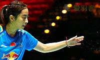 王适娴VS内维尔 2014全英公开赛 女单1/4决赛视频