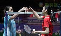 李雪芮VS因达农 2014全英公开赛 女单半决赛视频