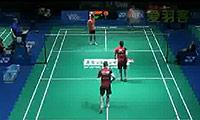 尼克拉斯/尼古拉VS弗洛里安/吉尔斯 2014瑞士公开赛 男双1/16决赛视频
