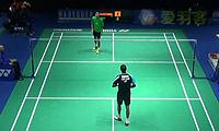 欧斯夫VS埃里克 2014瑞士公开赛 男单1/8决赛视频